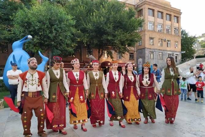 Ереван — город жизни: видеоролик израильского телеканала об Армении