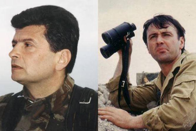 Leonid Azgaldyan et Vladimir Balayan ont été décorés à titre posthume de la haute distinction militaire d'Artsakh comme « Héros National »