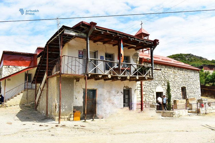 Община Дашушен  в Арцахе стремится стать туристическим центром
