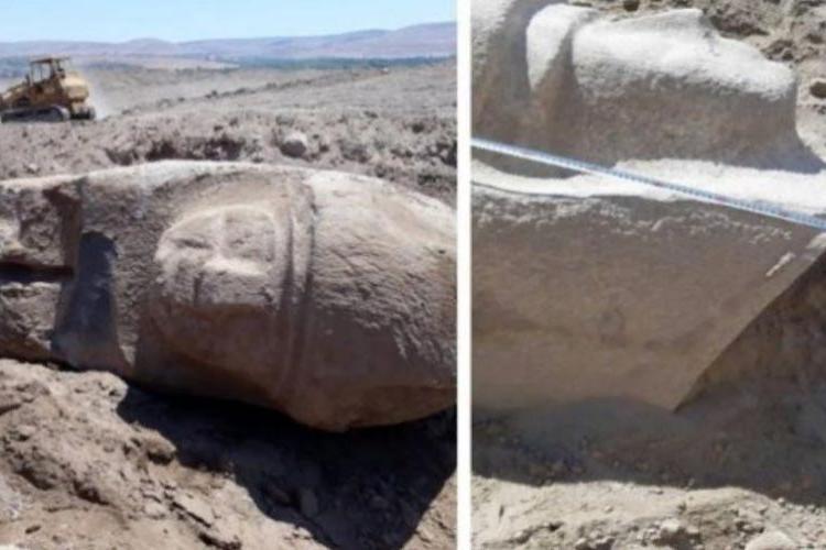 Afrin'de meydana çıkarılan arkeolojik eserler yasadışı yollarla Türkiye'ye gönderiliyor