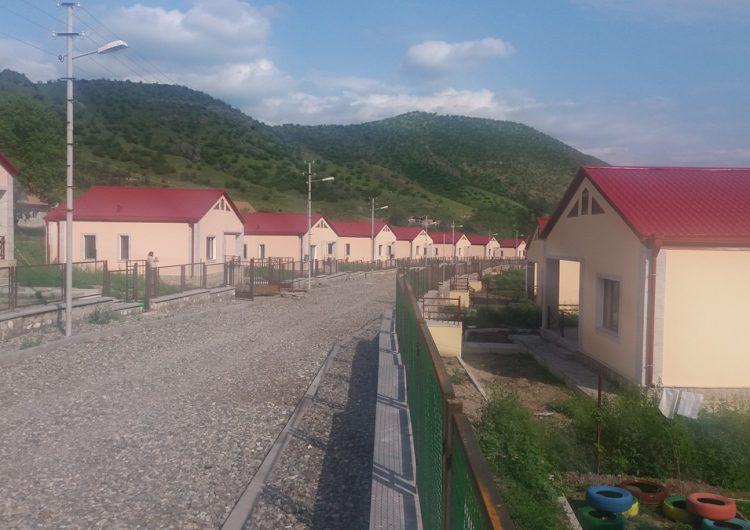 Քարվաճառի մէջ կը կառուցուին 15, Արիավանի մէջ՝ 12 նոր տուներ