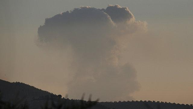 Թիւրքիան Իրաքի հիւսիսին կրկին օդային յարձակում իրականացուցեր է