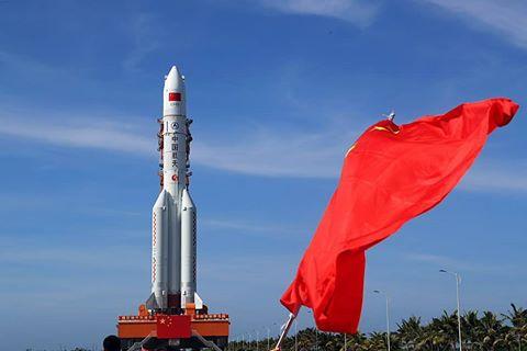 Китай впервые в истории вывел на орбиту три космических аппарата при помощи новой ракеты «Цзелун-1»
