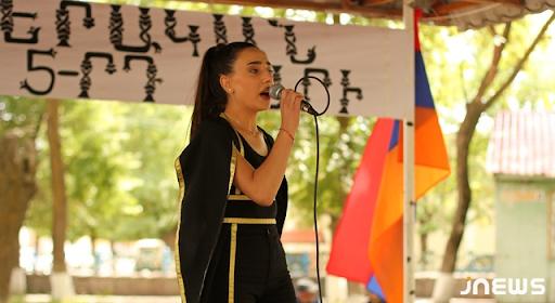 День поэзии Гури Этер в Ахалкалаки
