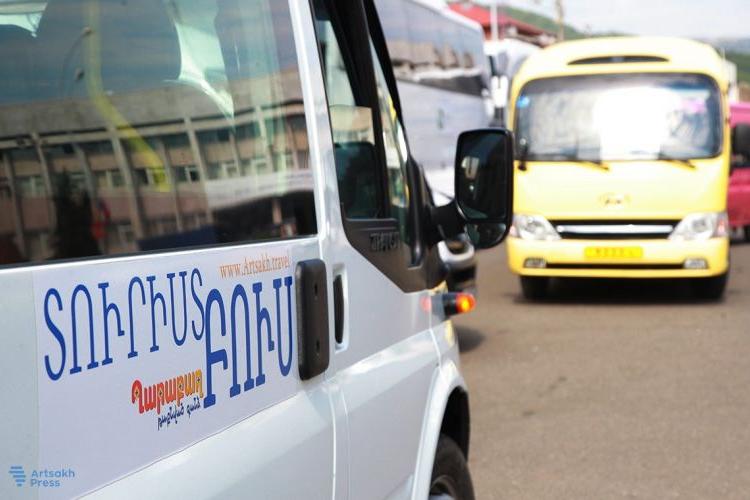 Автобусы Турист бус будут работать ежедневно во время всеармянских игр