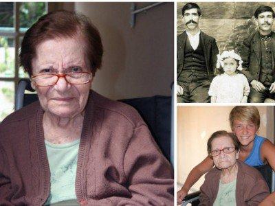 В Аргентине ушла из жизни одна из последних очевидиц Геноцида против армян