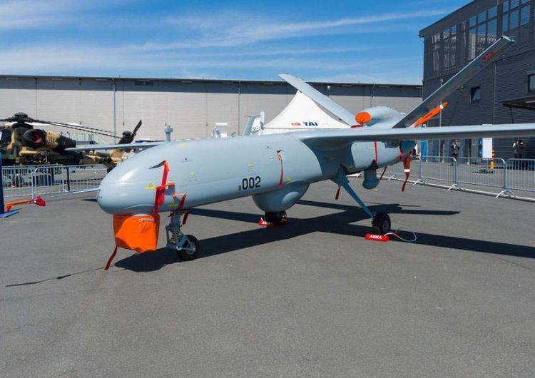 Թիւրքիան Սուրիոյ հիւսիսին սկսեր է անօդաչու թռչող սարքեր գործարկել