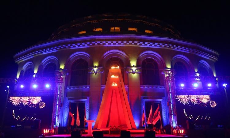 Состоялась церемония закрытия 7-х Панармянских игр