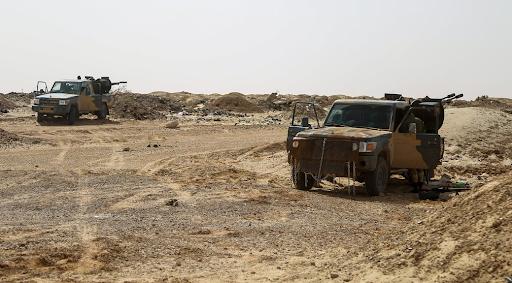 İdlib bölgesinde Suriye hükümet güçleri, ilerlemeye devam ediyor
