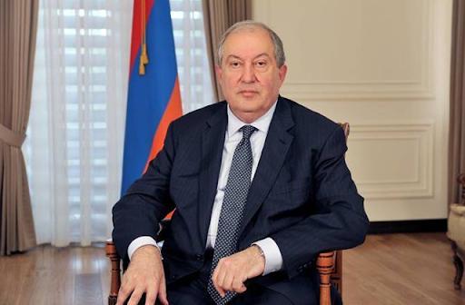 Ermenistan Cumhuriyeti Cumhurbaşkanı Armen Sargisyan, yıkıcı sel ve toprak kayması sonucunda ölenler için Hindistan Başkanına başsağlığı diledi