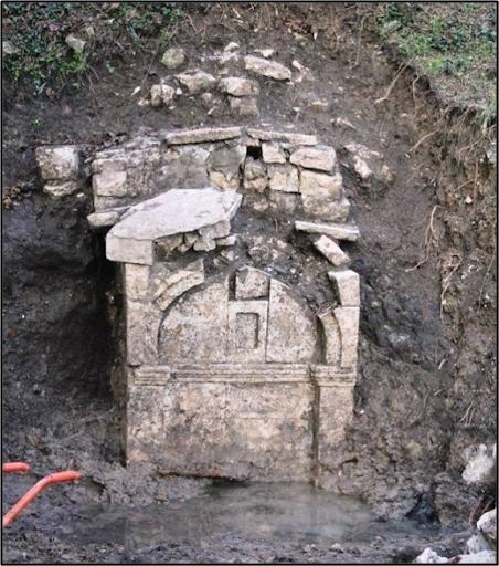 Batı Ermenistan'ın Muş şehrinde bulunan Van krallığından günümüze kadar gelen tarihi çeşme yenileniyor