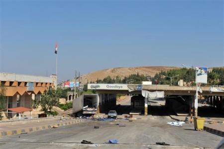 Bab el-Hava kontrol noktasında Suriye vatandaşları ile Türk sınır muhafızları arasında çatışma