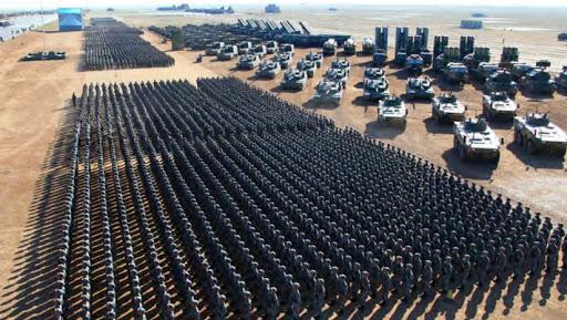 Չինաստանի բանակն անցնում է համաշխարհային ճգնաժամերի կանխման նոր ռազմավարության
