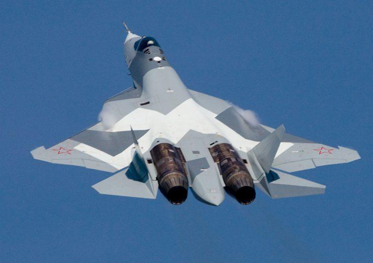 Erdoğan, Amerikan F-35'in yerine Rus Su-57'yi satın alınmasını dışlamadı