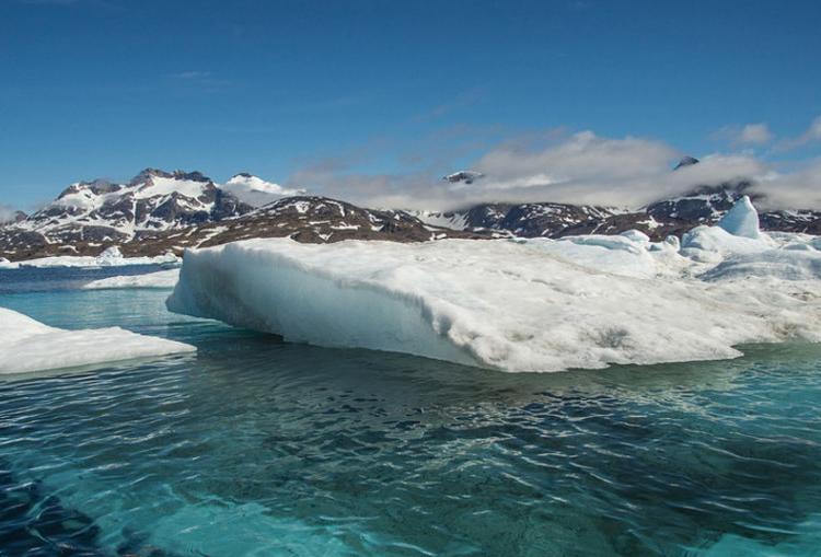 Antarktika'da buzulların erimesiyle yeni adalar keşfedildi