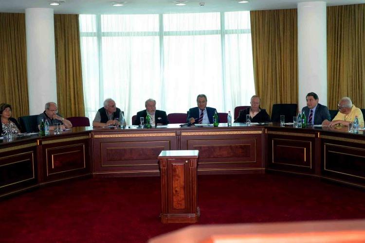 Всемирный комитет Панармянских игр провел собрание в Степанакерте