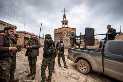 «Исламское государство» снова попыталось отбить земли в Сирии