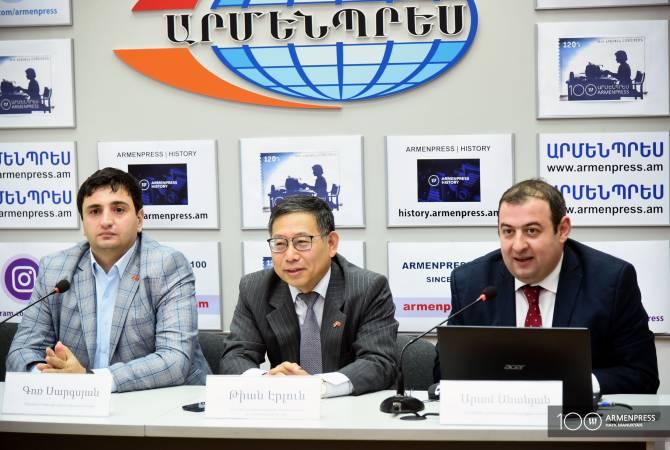 Посольство Китая, Институт Конфуция и Арменпресс объявляют совместный конкурс