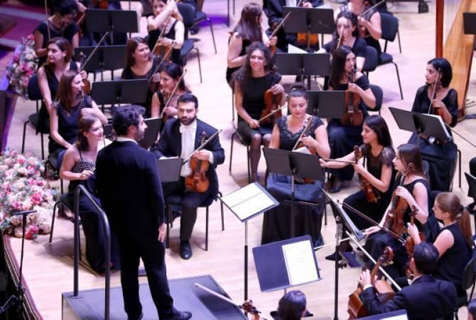 «Արմենիա» միջազգային երաժշտական փառատօնին ընթացքին Երեւանի մէջ պիտի կայանայ հինգ համերգային երեկոյ