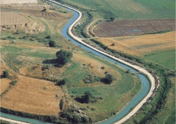 Канал Менуа, сохранившийся со времен королевства Ван, до сих пор служит своей цели