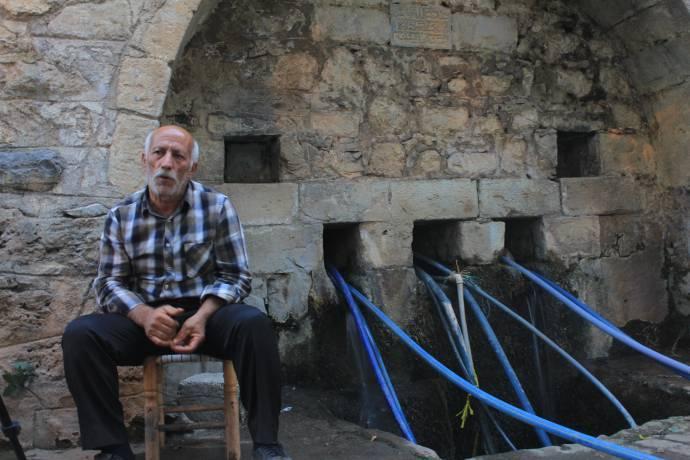 Армянский источник в Тигранакерте беспрерывно течет уже 200 лет
