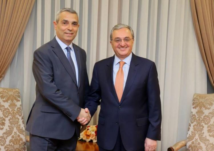 Ermenistan ve Artsakh Cumhuriyetleri Dışişleri Bakanları Yerevan'da buluştu