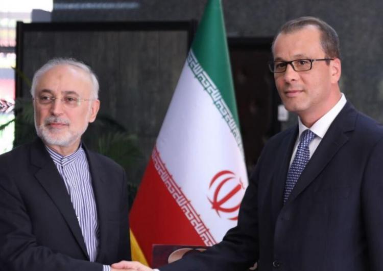 Ատոմային ներուժի միջազգային գործակալութեան տնօրէնի պաշտօնակատարը կը հանդիպի Իրանի պաշտօնեաներուն