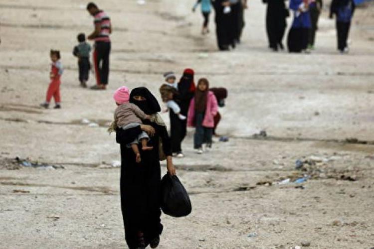 Մէկ օրուայ մէջ աւելի քան 1,2 հազար փախստական վերադարձեր է Սուրիա