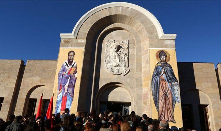 В Матенадаран-Гандзасаре пройдет новая выставка, посвященная 30-летию открытия Арцахской епархии