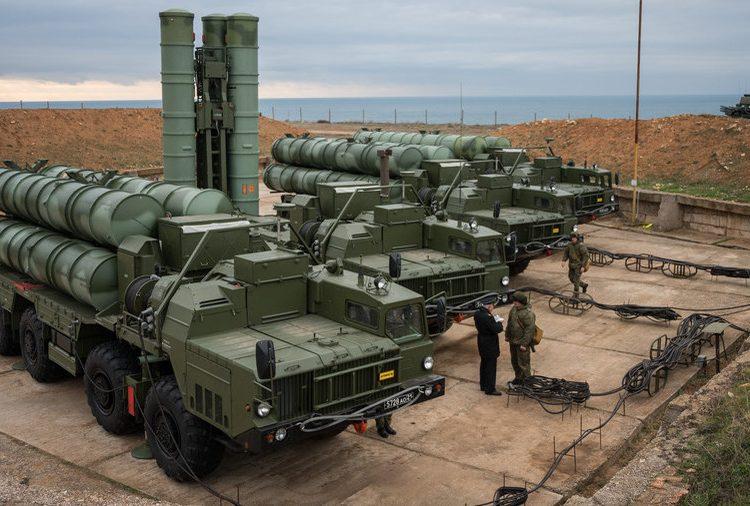 Россия завершила поставки C-400 в Турцию