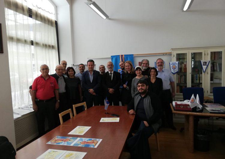 Les temps fort de l'Université d'été  du Conseil National d'Arménie Occidentale