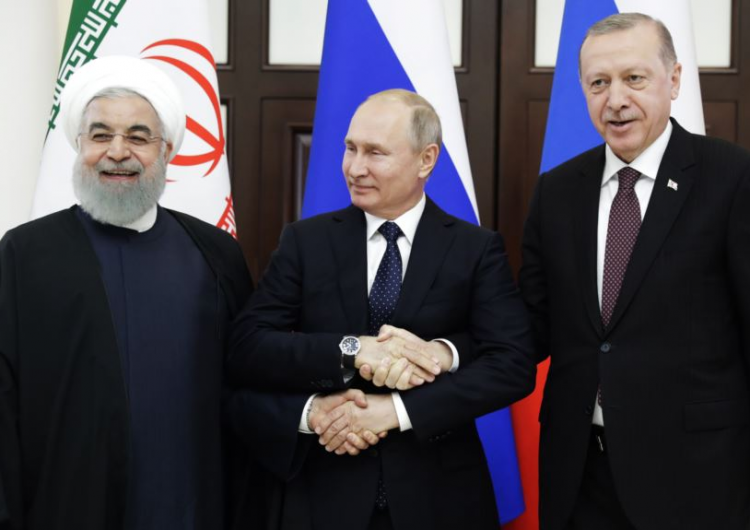 Путин 16 сентября посетит Анкару
