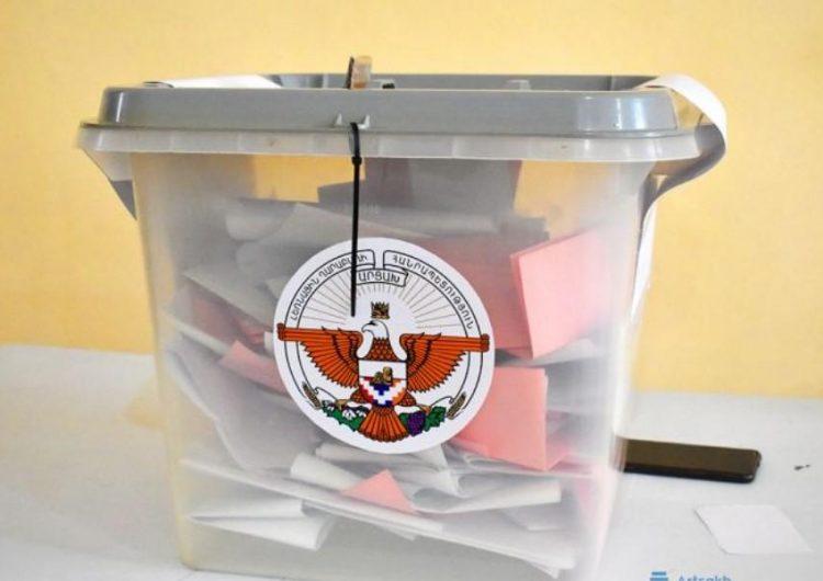 Արցախի ՏԻՄ ընտրութիւններու քուէարկութեան մասնակցեր է ընտրողներու 65,4 %-ը