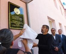 Մոշաթաղի մէջ տեղի ունեցեր է վերակառուցուած միջնակարգ դպրոցի բացման արարողութիւնը