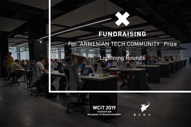 The Armenian tech community will award at WCIT 2019