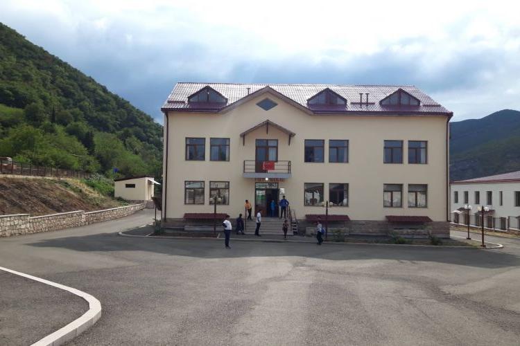 Նորշէնի Լէոնիդ Հուրունցի անուան դպրոցին մէջ իրականացուեր է հերթական նախագիծը