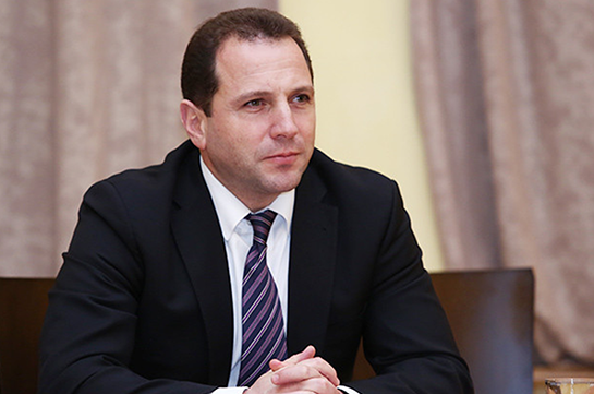 Davit Tonoyan: Ermenistan Cumhuriyeti-Lübnan savunma işbirliği genişliyor