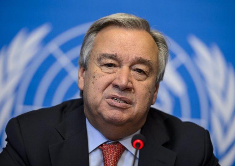 Генсек ООН: Серьезная конфронтация в Персидском заливе будет иметь разрушительные последствия для всего мира