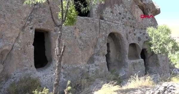 В Кесарии подземный город был обнаружен
