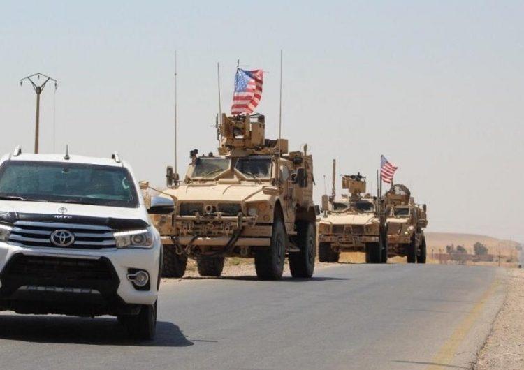 США не будут увеличивать количество военных в Сирии