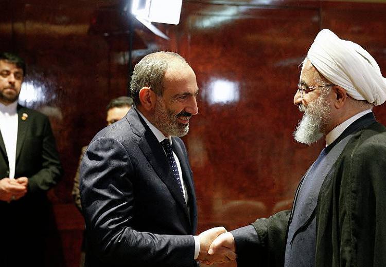 Իրանի նախագահ Հասան Ռոհանին յառաջիկային պիտի այցելէ Հայաստան. դեսպան