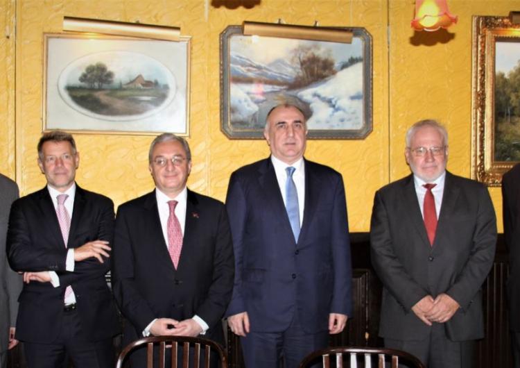 В Нью-Йорке состоялась встреча Мнацаканян-Мамедъяров