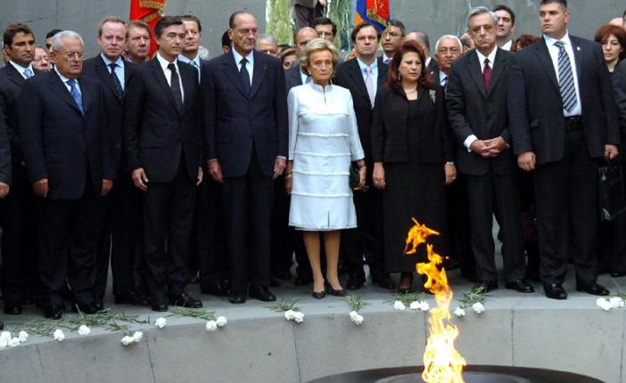 В четверг скончался Жак Ширак , пятый президент Пятой Республики