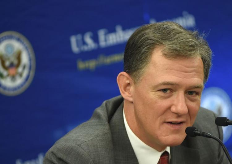 Усиление Армении вытекает из интересов Соединенных Штатов: представитель Госсекретариата США