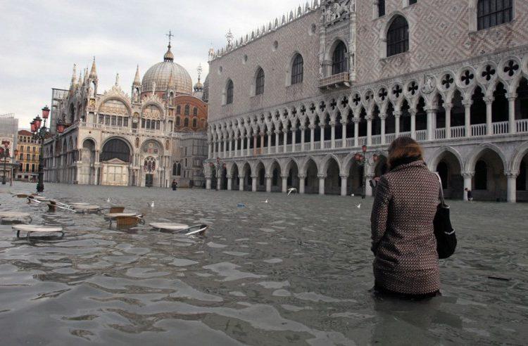 Повышение уровня океана может вызвать большую миграцию. Отчет ООН
