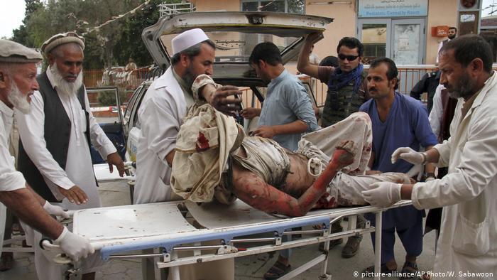 Աֆղանստանկի մէջ ահաբեկչութեան զոհերուն թիւը կ'անցնի 60-էն