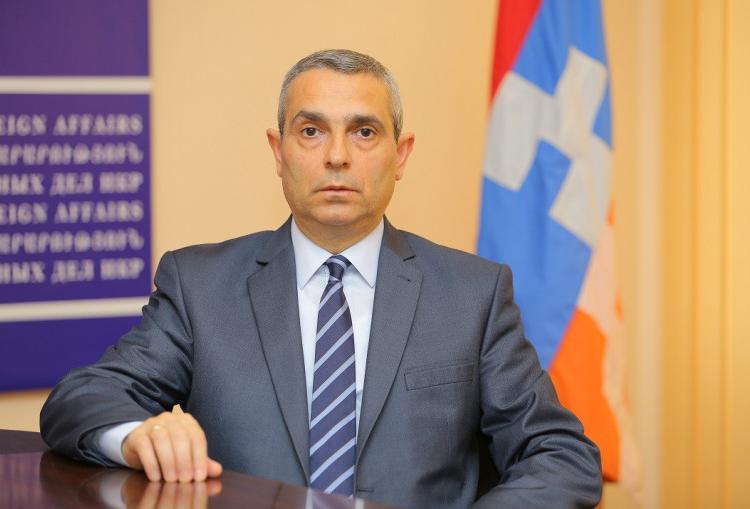 Начался рабочий визит главы МИД Арцаха Масиса Маиляна в США