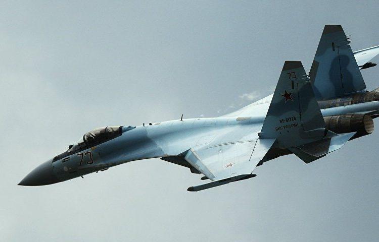 Россия и Турция продолжают переговоры о поставке истребителей Су-35