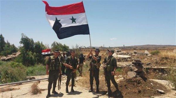Сирийская правительственная армия хочет войти в Манбидж