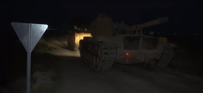 Կը շարունակուին  թրքական զինուժի կուտակումները Սուրիոյ սահմանին